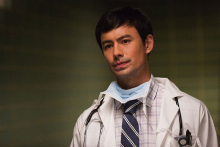 George Young Plays Dr. Victor Cannerts in 'Containment'