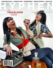 Hyphen magazine Issue 19 Trailblazing